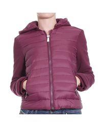 Pinko | Purple Jacket | Lyst
