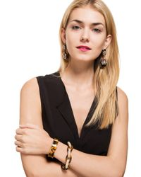 BaubleBar | Brown Pink Lady Tortoise Drops | Lyst