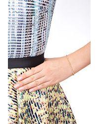 Carolina Bucci   Metallic 18k Gold Disco Ball Bracelet   Lyst
