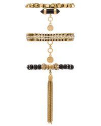 Samantha Wills | Metallic Diamond's Arrow Bracelet Set | Lyst