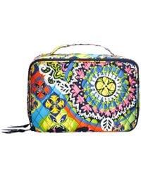 Vera Bradley   Multicolor Large Blush & Brush Makeup Case   Lyst