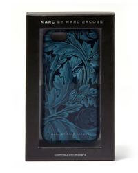 Marc By Marc Jacobs - Blue Acanthus Iphone 6 Case - Lyst