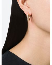 Iosselliani | Red 'all That Jewels' Earrings | Lyst