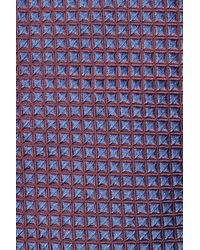 Jil Sander - Blue Woven Silk Tie - Multicolor for Men - Lyst