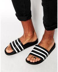 ASOS - Multicolor Toe Ring Pack for Men - Lyst