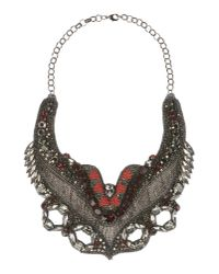 Deepa Gurnani | Multicolor Necklace | Lyst