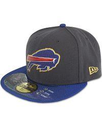 KTZ - Gray Buffalo Bills Baseball Cap for Men - Lyst