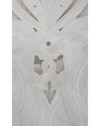 Temperley London | White Mini Aliya Dress | Lyst