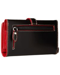 Lodis | Black Audrey Lily Phone Wallet | Lyst