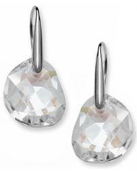 Swarovski | Multicolor Galet Crystal Drop | Lyst