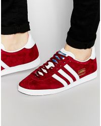 adidas gazelle trainers men