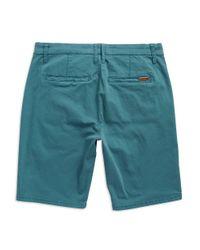 Joe's Jeans | Blue Cotton Stretch Shorts for Men | Lyst