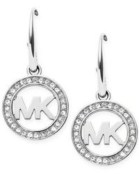 Michael Kors | Metallic Mkj4795040 Ladies Earrings | Lyst