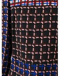 Marni - Multicolor Checked Top - Lyst