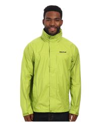 Marmot | Green Precip® Jacket for Men | Lyst