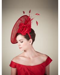 Jacques Vert | Red Rachel Trevor-morgan Disc Headpiece | Lyst