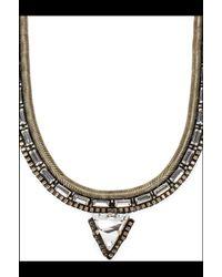 Lionette | Multicolor Giza Necklace | Lyst