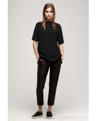 Rag & Bone - Black Roxy Tunic - Lyst