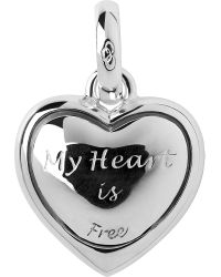 Links of London | Metallic Decisions Of The Heart Sterling Silver Charm - For Women | Lyst