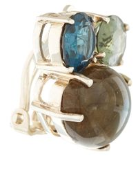 Stephen Dweck | Blue Topaz Earrings | Lyst