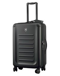 Victorinox - Black Victorinox Swiss Army 'spectra 2.0' Hard Sided Rolling Travel Suitcase for Men - Lyst