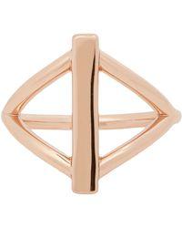 Pamela Love - Pink Balance Ring - Lyst