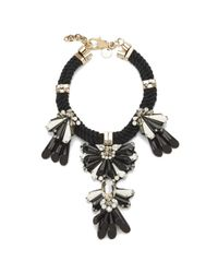 Matthew Williamson | Metallic Enamel Jewel Rope Necklace | Lyst
