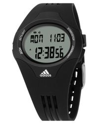 Adidas | Black 'uraha' Digital Watch | Lyst