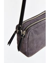 Silence + Noise - Gray Double Zip Camera Bag - Lyst
