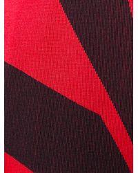 Marcelo Burlon - Black Geometric Print Leggings - Lyst