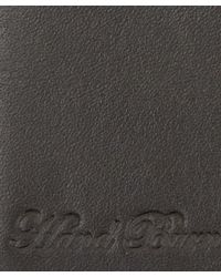 Paul Smith - Brown Chocolate Leather Billfold Wallet for Men - Lyst