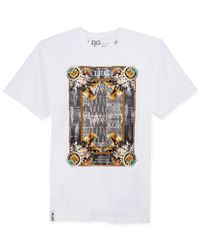 LRG - White Watch Your Bird T-Shirt for Men - Lyst