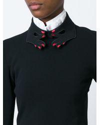 Vivetta | Black 'hands' Collar | Lyst