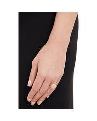Roberto Marroni Metallic Women's Baby Sand Ring