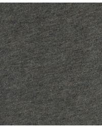 Folk - Gray Charcoal Everyday Crew Neck Cotton T-shirt for Men - Lyst