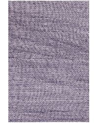 BOSS Orange | Purple Scarf 'nelvis' In Viscose And Linen for Men | Lyst