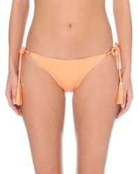 Lazul | Orange Nubia Tie-side Bikini Bottoms | Lyst