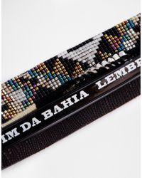 Hipanema | Black Iguana Friendship Bracelet | Lyst