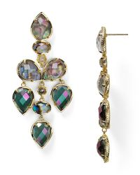 Kendra Scott | Metallic Pacey Earrings | Lyst