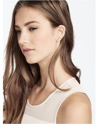 BaubleBar | White Milo Ear Crawlers | Lyst