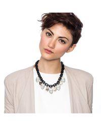 Lulu Frost | Blackheart Lock Necklace | Lyst