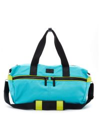 Trina Turk | Blue Jukebox Active Duffel Bag | Lyst