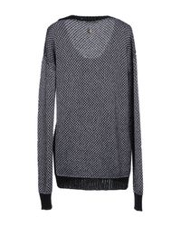 Guess - Black Jumper - Lyst