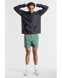Outdoor Voices | Green Runner's High Shorts for Men | Lyst