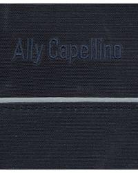 Ally Capellino - Blue Navy Burton Reflective Foldover Bag for Men - Lyst
