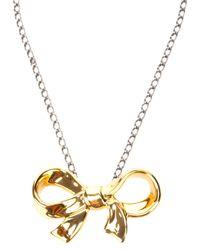 Cor Sine Labe Doli - Metallic Femina Necklace - Lyst