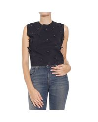Pinko | Black Top | Lyst