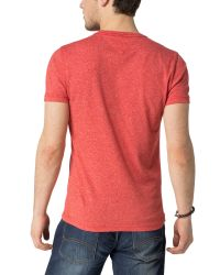Tommy Hilfiger | Red Tassa T Shirt for Men | Lyst