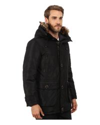 Rainforest | Black Ranburne Coat for Men | Lyst