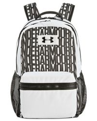 Under Armour | Black Storm Watch Me Backpack | Lyst